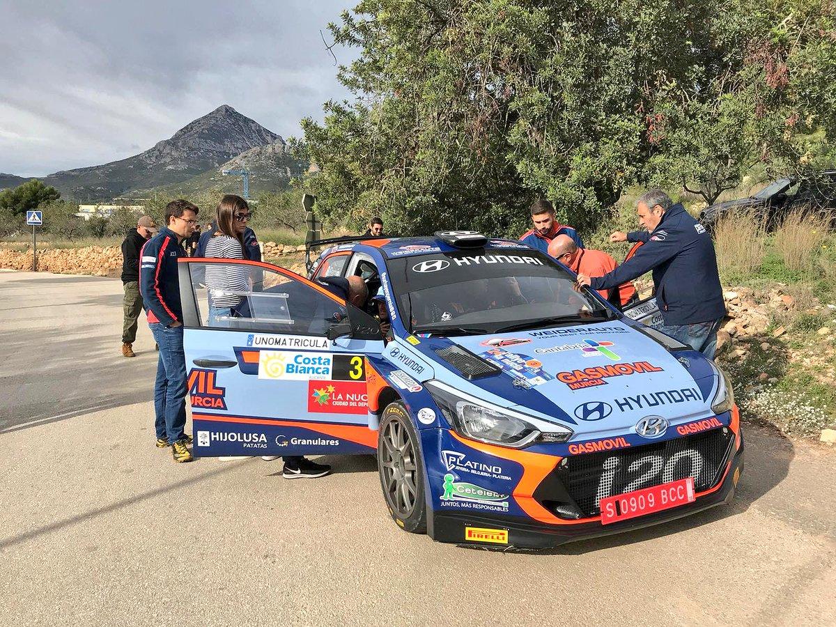 CERA: 24º Rallye La Nucía Mediterraneo - Trofeo Costa Blanca [9-10 Noviembre] - Página 3 Droc1NZXgAARMg6