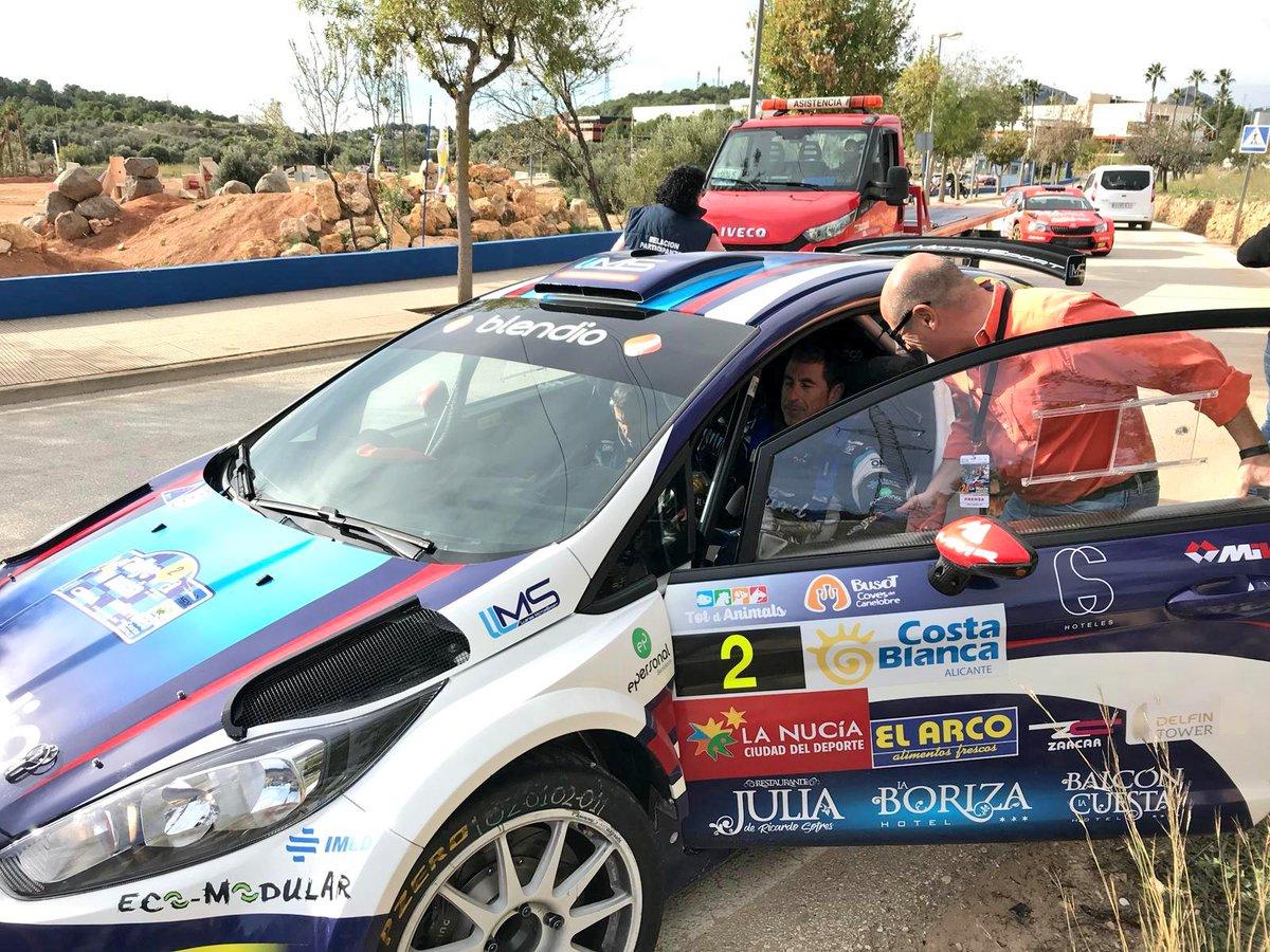 CERA: 24º Rallye La Nucía Mediterraneo - Trofeo Costa Blanca [9-10 Noviembre] - Página 3 Droc1NbXcAAa2_k