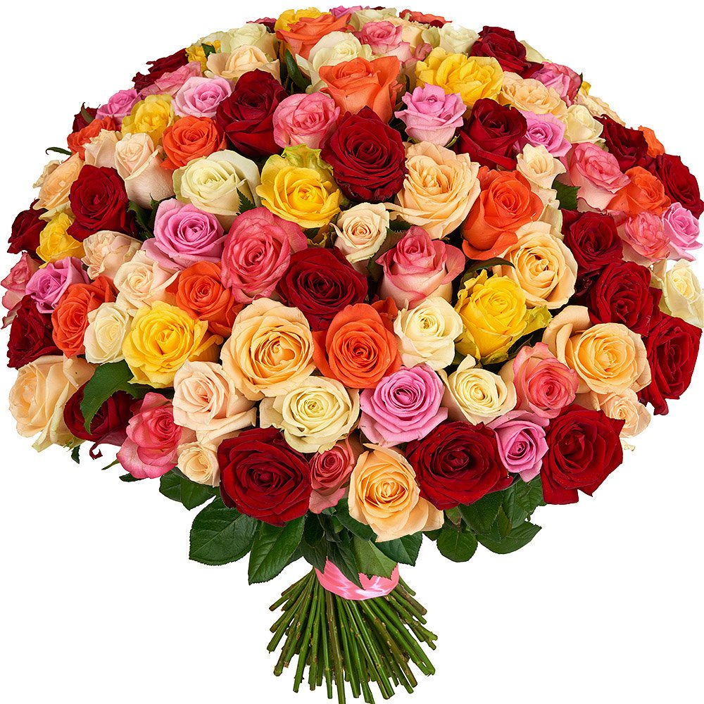Открытки с изображением большого количества роз