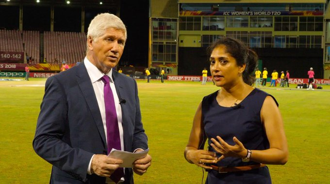 Lisa Sthalekar and Alan Wilkins preview the #WT20 clash between England and Sri Lanka! Who do you think will win today? ➡️ Photo