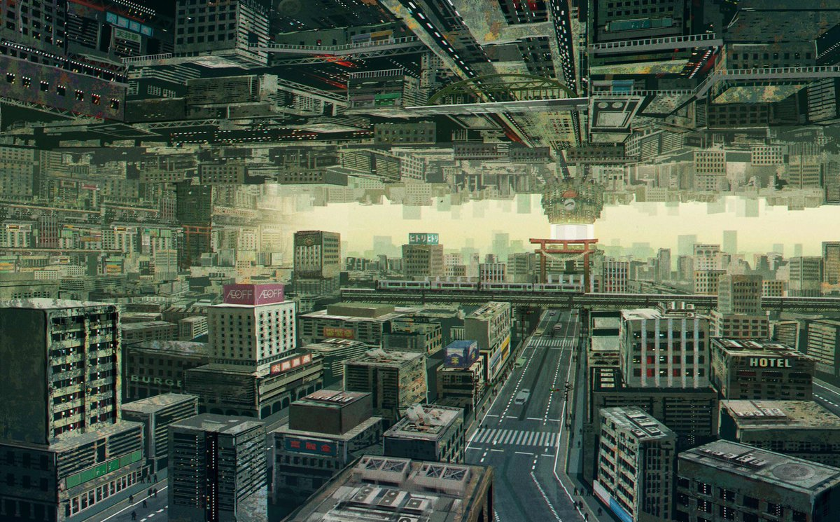 地下都市のまとめ