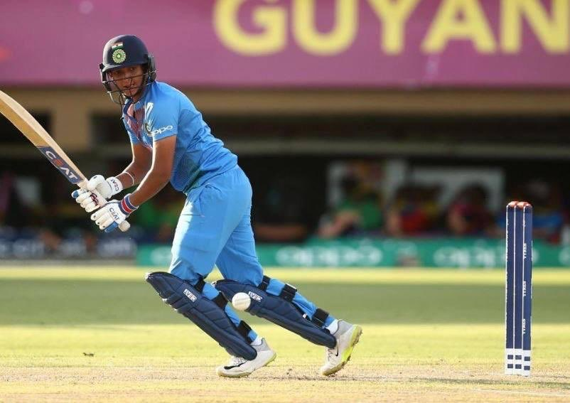 An excellent century to begin the @WorldT20, @ImHarmanpreet. Congratulations on your amazing knock. #WWT20 #INDvNZ