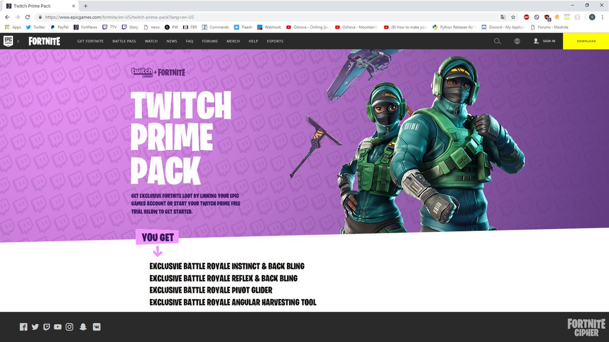twitch prime pack 3 download