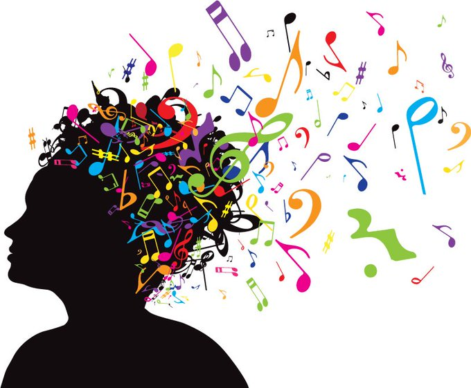#ScrivoDiMusica Spegnete i pensieri e nutritevi di musica. Foto