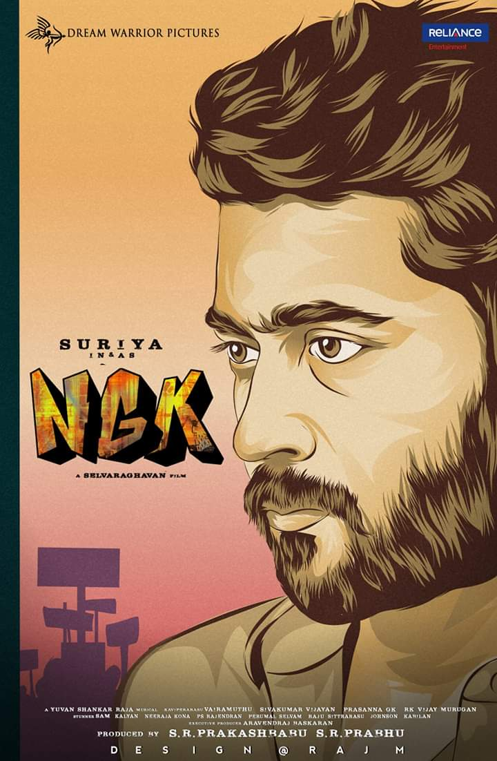 #NGK  Vector Art      @Suriya_offl   Hope you All Like It   @selvaraghavan @prabhu_sr<br>http://pic.twitter.com/0GXxOFlXOw