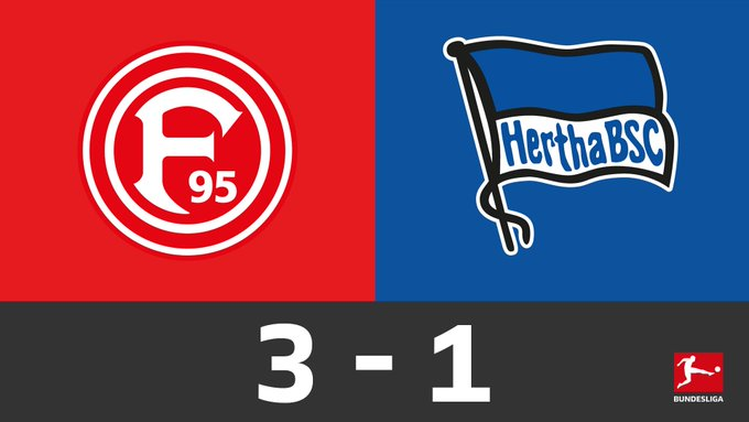 Fantastic stuff from @davieselke27! Too little too late for @HerthaBSC_EN though. #F95BSC Foto