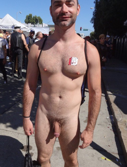 Public nudity girls