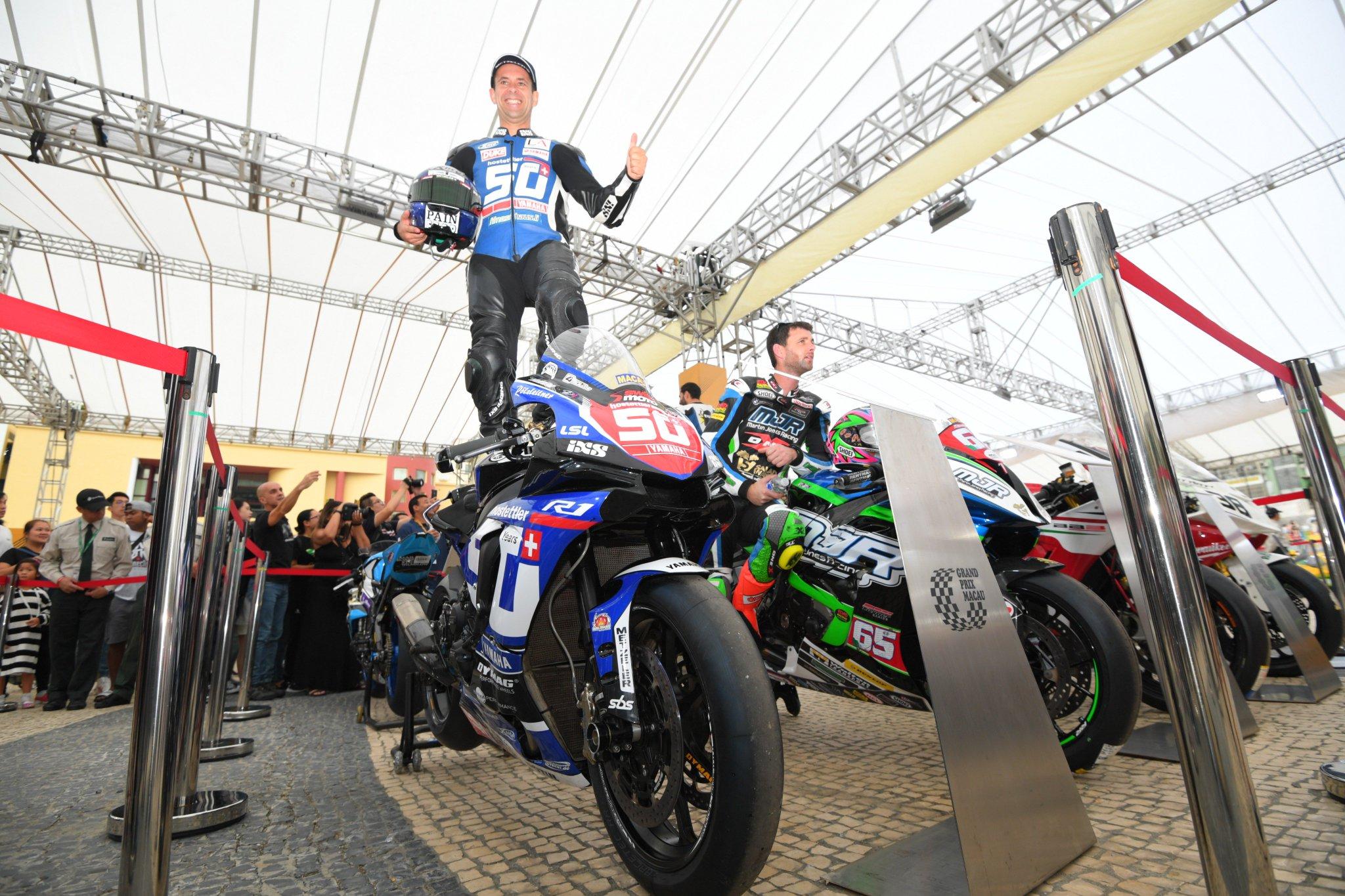 [Road racing] GP Macao 2018 DrpH1cHWkAATutF