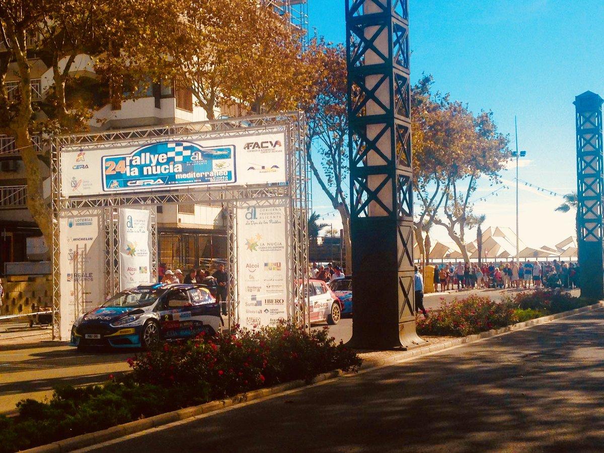 CERA: 24º Rallye La Nucía Mediterraneo - Trofeo Costa Blanca [9-10 Noviembre] - Página 3 DrpNLeSWwAAlXFX