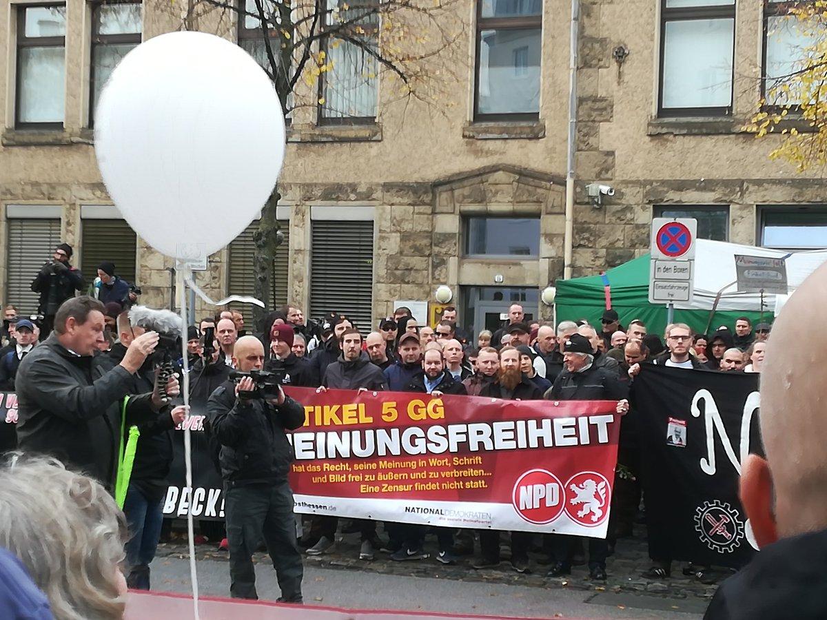 10 November: Bielefeld Hauptbahnhof, 13.00 Uhr! DrpNijdXgAE5qQz