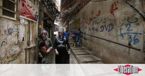 A Beyrouth, «l'écroulement est imminent» https://t.co/rXqqnGfS7t