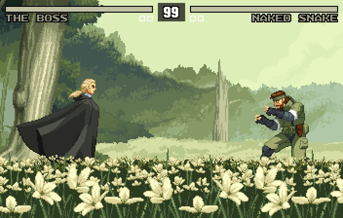 The Art Of Video Games On Twitter The Pixelart Of
