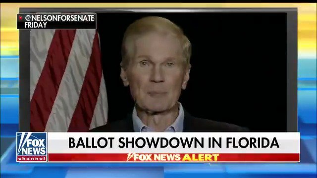 Rick Scott and Bill Nelson make their case about what should happen as Broward County recounts ballots