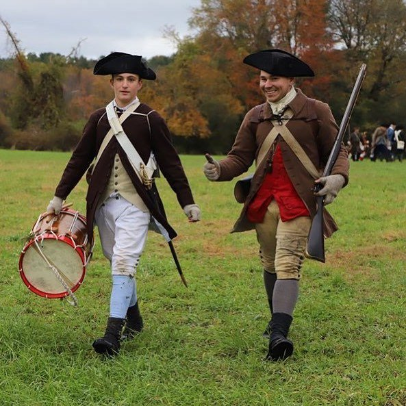 """We will be having a regimental meeting tomorrow for those thinking of joining go to our website to find out more information! """"There is nothing more rewarding then teaching our children the past"""" #revolutionarywar #massachusetts #patriots #drummer #recru… https://t.co/MIvVUpGSvi"""