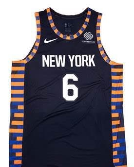 a06339c4a1a knicks city edition jersey design was inspired by what it means to be a new  yorker
