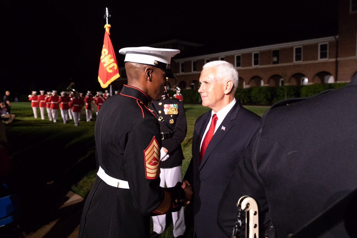 As the proud father of a United States Marine, Im honored to celebrate the @USMC on 243 years of defending our freedom and this Nation and helping to keep our families safe. Happy Birthday Marines - 243 years of being the first to fight. Semper Fi. #MarineCorpsBirthday