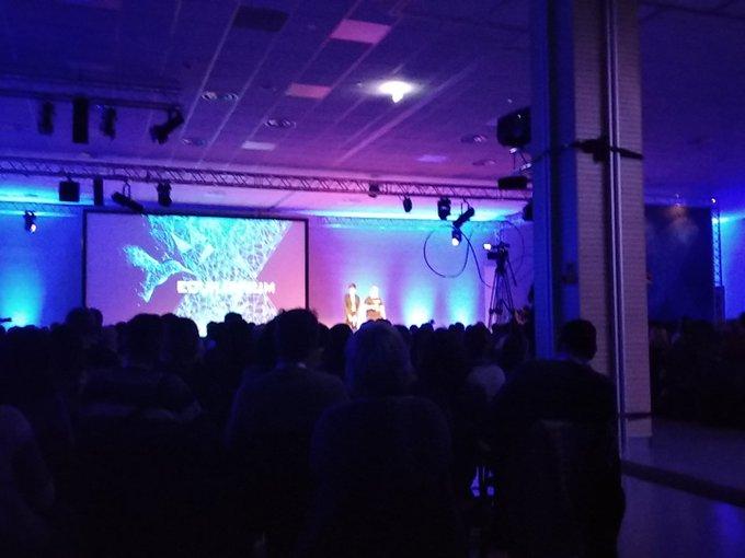 @mauberti introduce la terza edizione di #TEDxCesena #10novembre Foto