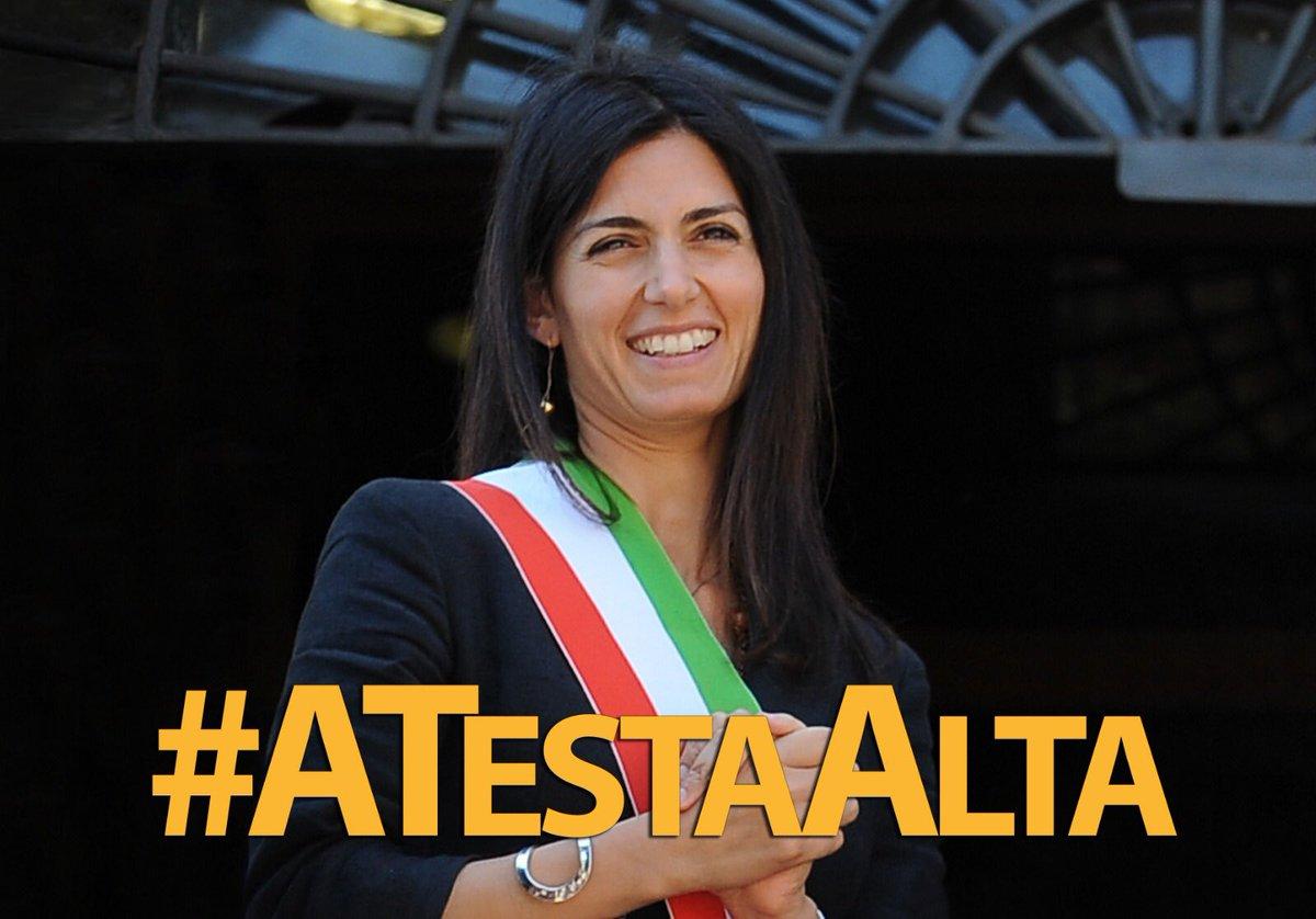 Questa sentenza spazza via due anni di fango. Andiamo avanti #ATestaAlta per #Roma, la mia amata città, e per tutti i cittadini.