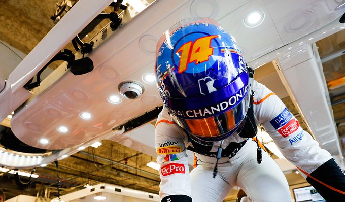 For this weekend only! £14 on selected Fernando Alonso range: #FA14 Photo