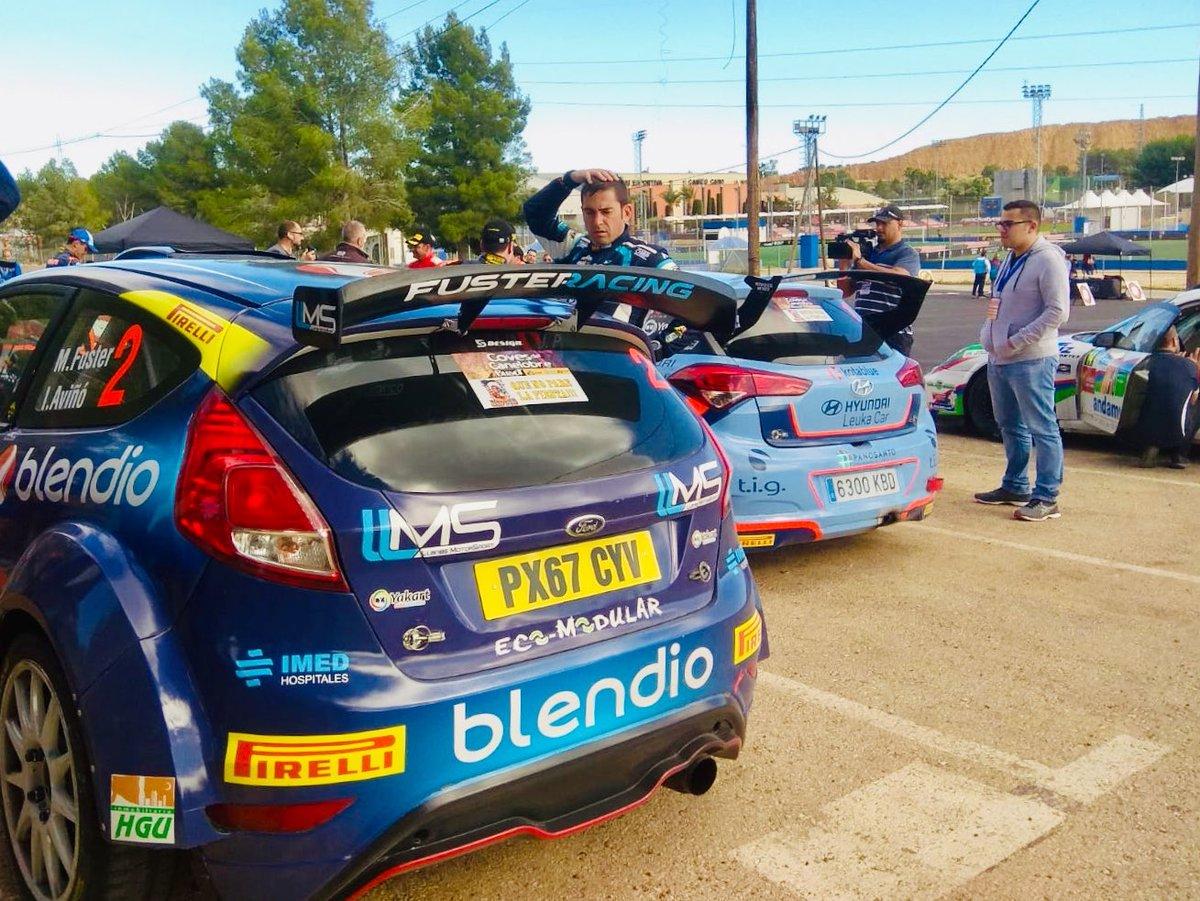CERA: 24º Rallye La Nucía Mediterraneo - Trofeo Costa Blanca [9-10 Noviembre] - Página 3 DrpdnKBWoAYOw9Y
