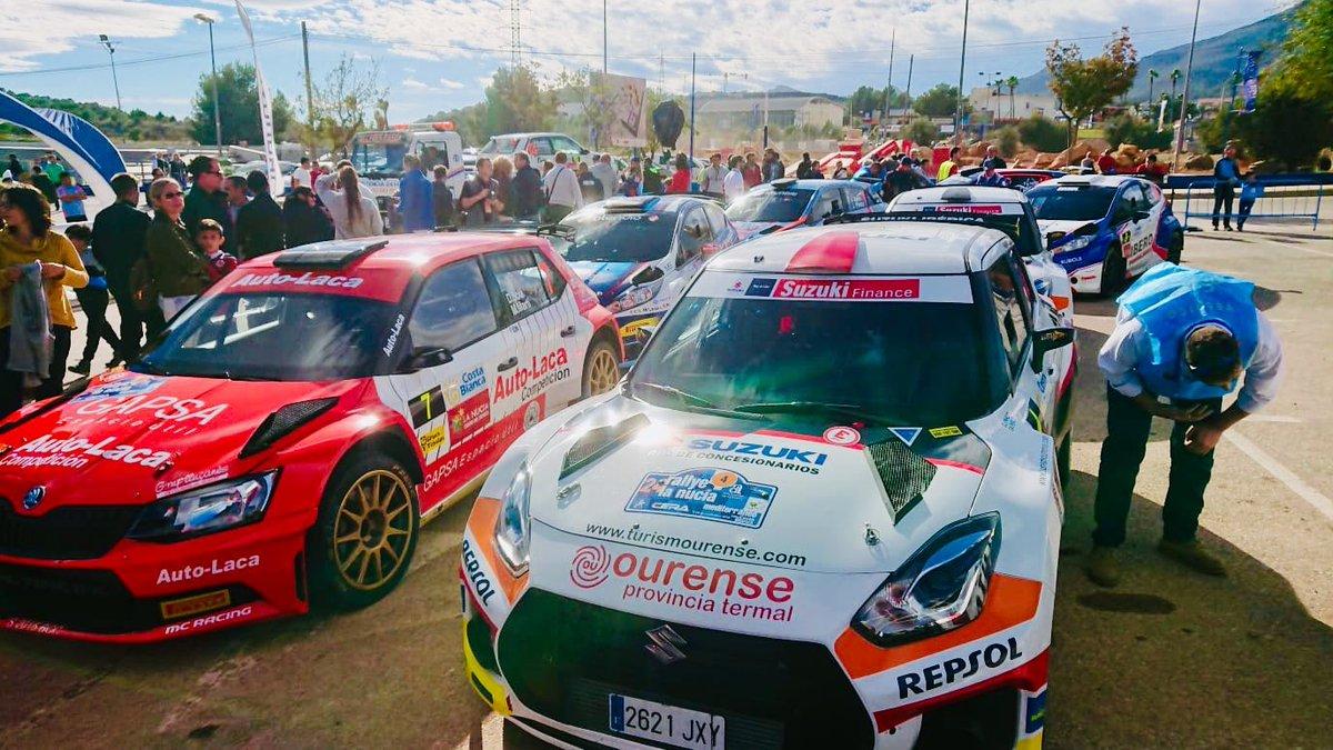 CERA: 24º Rallye La Nucía Mediterraneo - Trofeo Costa Blanca [9-10 Noviembre] - Página 3 DrpdnKKXQAoVyH3