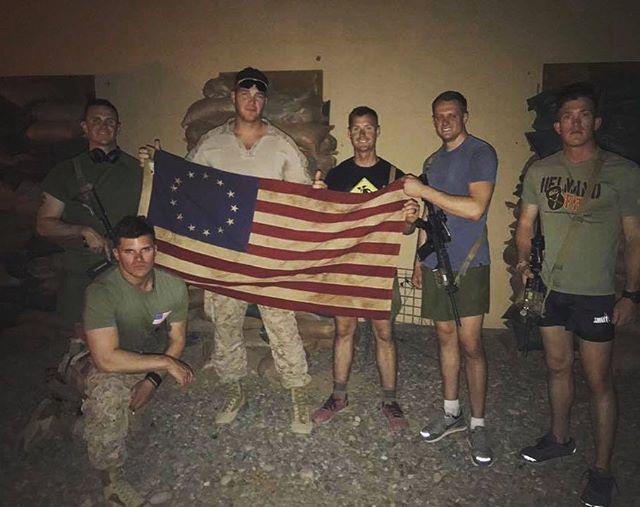 Happy 243rd birthday to The United States Marine Corps! Semper Fidelis #revolutionarywar #massachusetts #patriots #usmc @pwm91 https://t.co/BiddyIi1v6