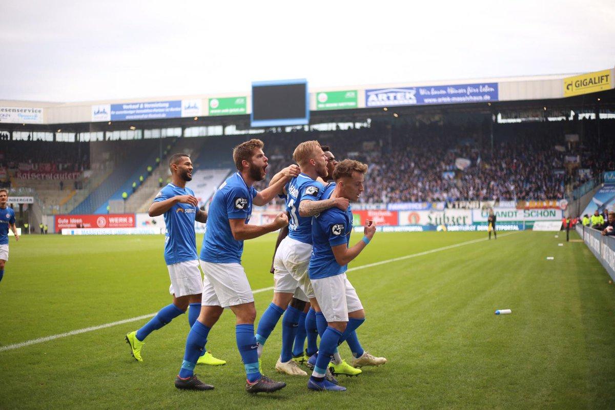 F C Hansa Rostock On Twitter Abpfiff 4 1 Heimsieg Hansa 3liga Fchfck