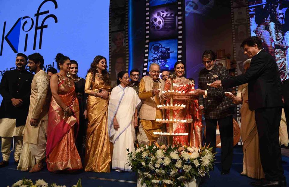 24th Kolkata International Film Festival begins with fanfare