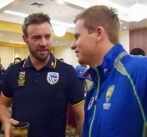 Steve Smith, AB de Villiers to limit their #PSL appearances to UAE matches:  #PSL4<br>http://pic.twitter.com/6J5GRYi6i8
