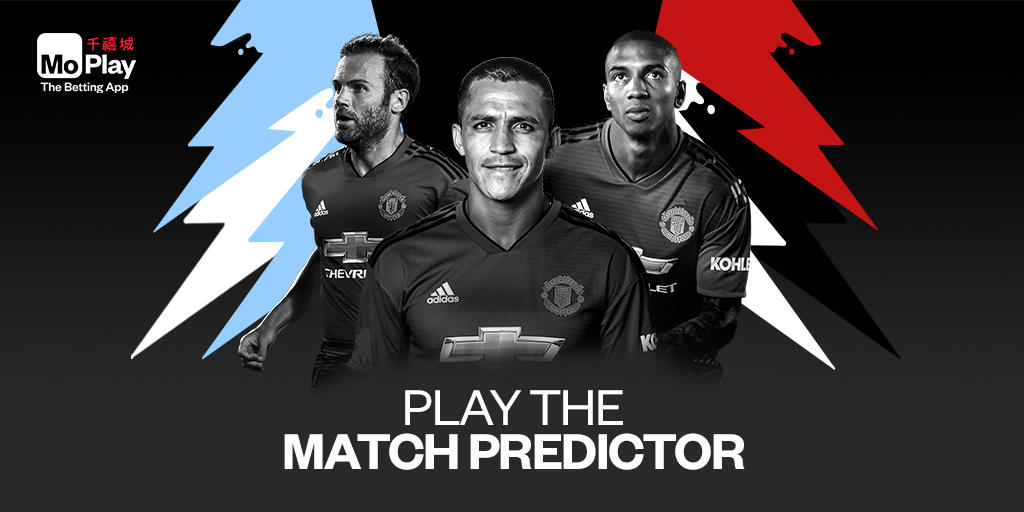 �� The Manchester Derby �� Predict the score  �� Win #MUFC prizes with @MoPlay �� Play at https://t.co/SxhqGU6986 https://t.co/NiuNhhYwPu