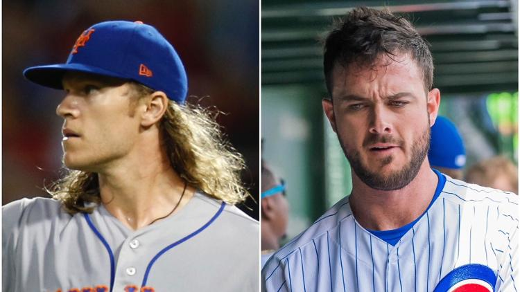 Here's why trading Noah Syndergaard for Kris Bryant could make sense...https://t.co/3tbLIJUyZz https://t.co/9OR72QISwS
