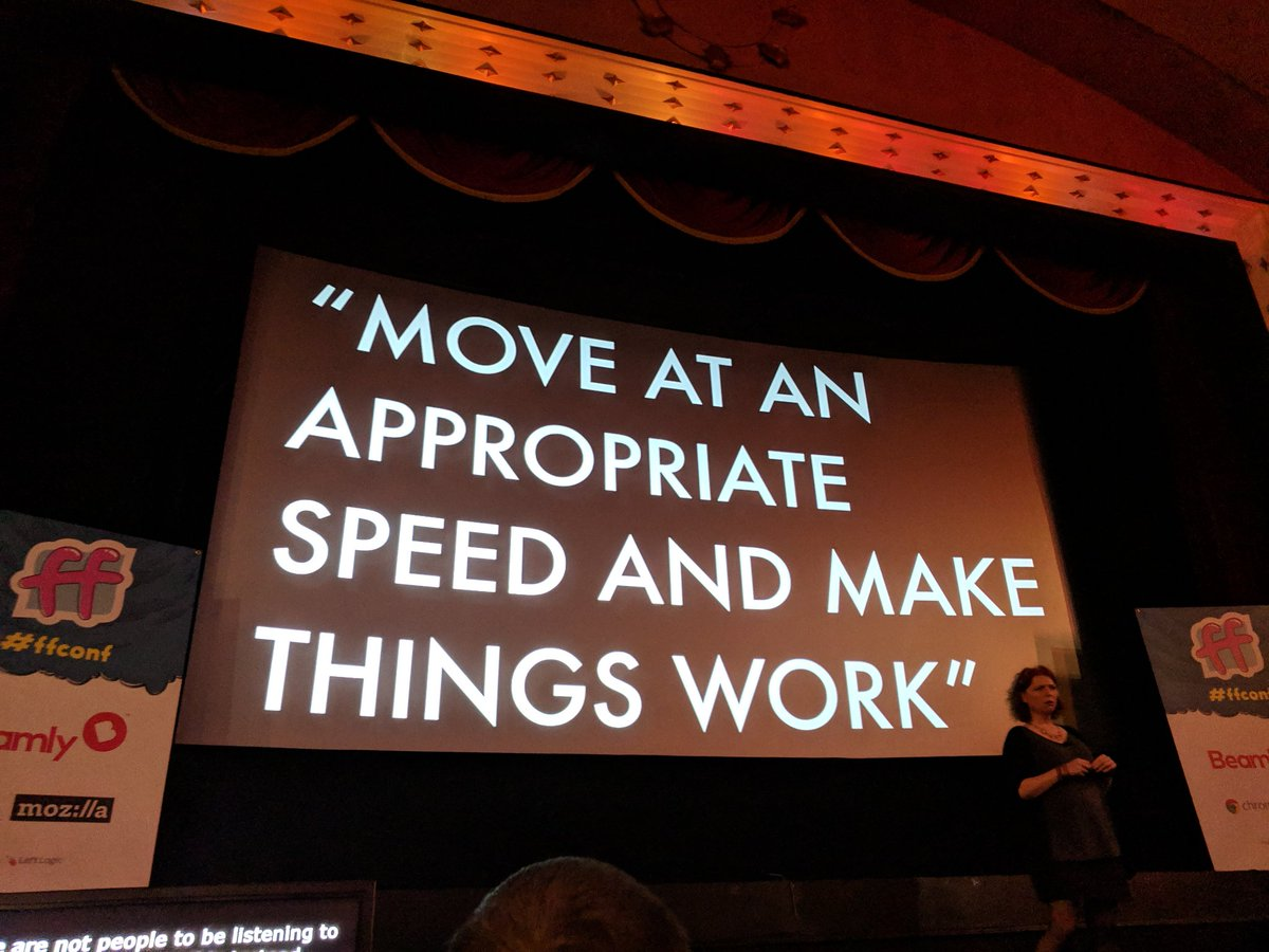 RT @i_like_robots: My absolute favourite slide from #ffconf by @sonniesedge 💯 https://t.co/FG0dHlawer