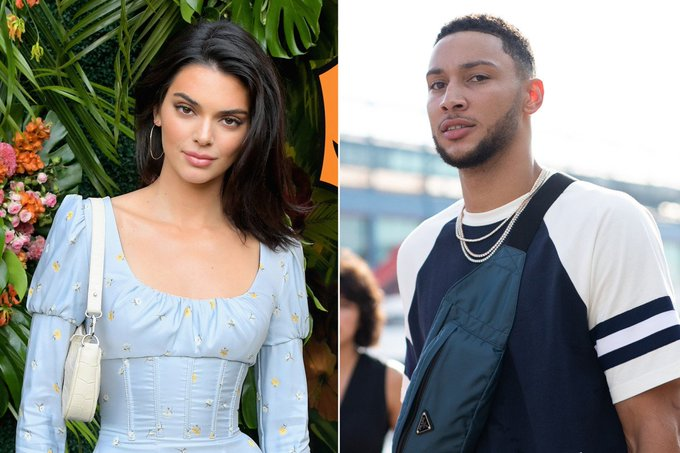 Kendall Jenner keeps low profile while cheering on Ben Simmons Photo
