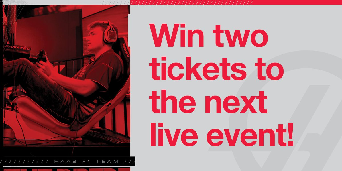 Want to attend @F1's next #F1Esports event live?   Check out @martin_stefanko's giveaway ⬇️