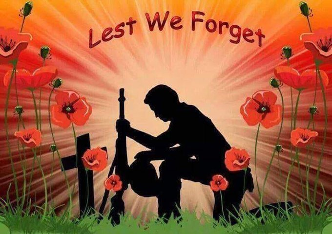 I'm still crying. It always makes me so sad to watch but I am so grateful to those who fought for us. So brave. Remember them always 😢#FestivalofRemembrance Photo