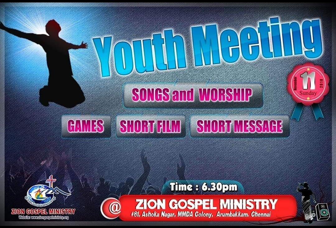 Zion Gospel Ministry on Twitter: