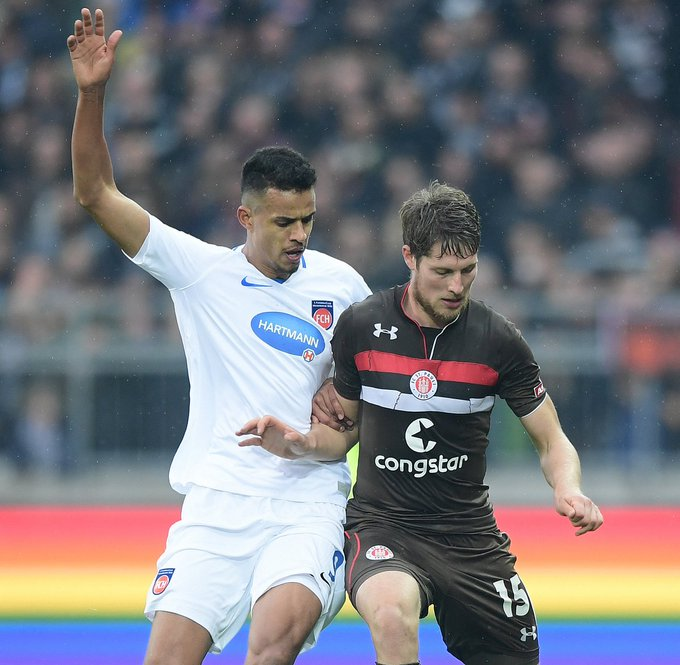 To be honest, we're more disappointed. Of course, we're happy about playing well and the point but we have to make more of our domination of games at the end of the day. We lacked the necessary focus. - Daniel #Buballa #fcspfch Foto