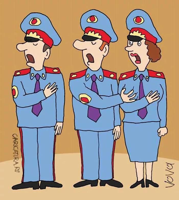 Приколы в картинках о милиции, картинки русских женщинах