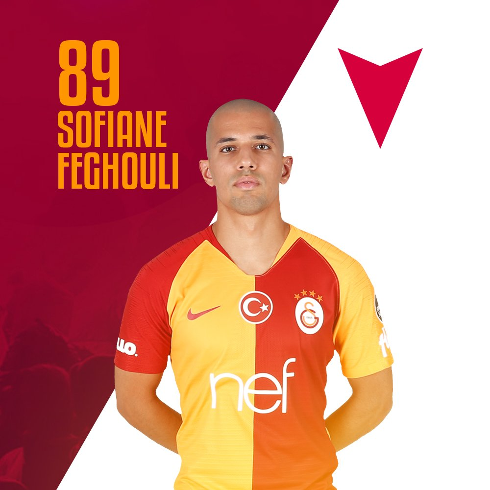 🔁87' - Celil Yüksel replaces Sofiane Feghouli as the first sub ofthe day.