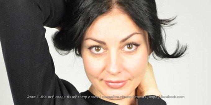 Умерла украинская актриса Юлия Волчкова Фото