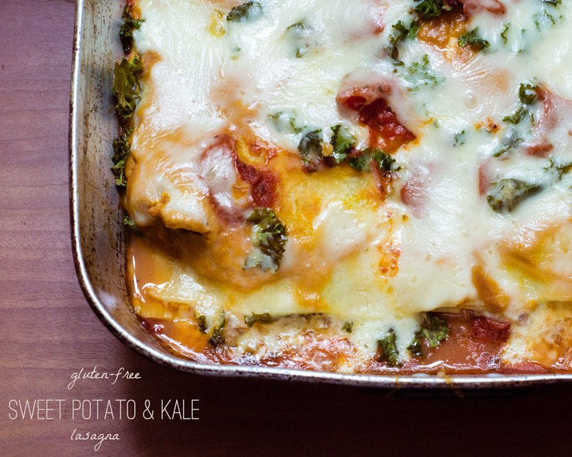 Kale & Sweet Potato Lasagna?  YES, people. It's waaaay good.  Get the recipe: https://t.co/zSvlpa76s7 https://t.co/iubAgDA7Ky