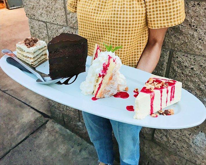 Buca Di Beppo On Twitter Eat Dessert Because It S Somebody S Birthday Somewhere Hungryoc Bucadibeppo Reasontobuca Desserts