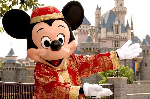 Resultado de imagen para Disney celebra 90 cumpleaños de Mickey Mouse con fiesta que durará hasta febrero