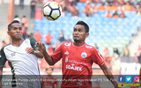 Imbang Kontra PS Tira, Persija Gagal Kejar PSM Makassar Photo