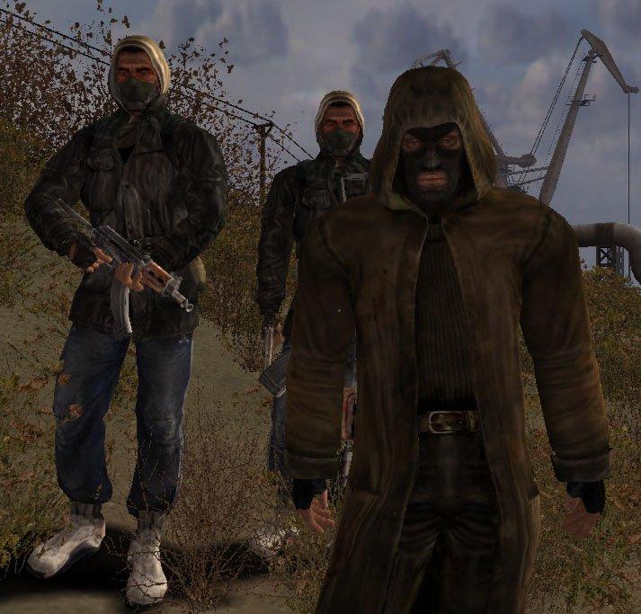 Про, смешные картинки бандитов из сталкера