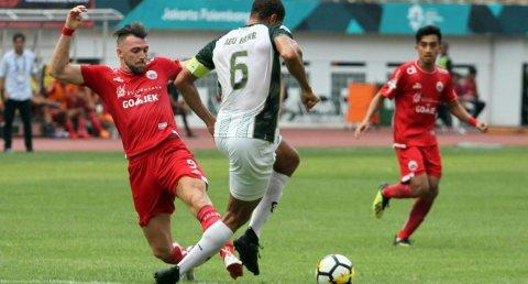 Liga 1: Ditahan PS Tira, Persija Gagal Dekati PSM Photo