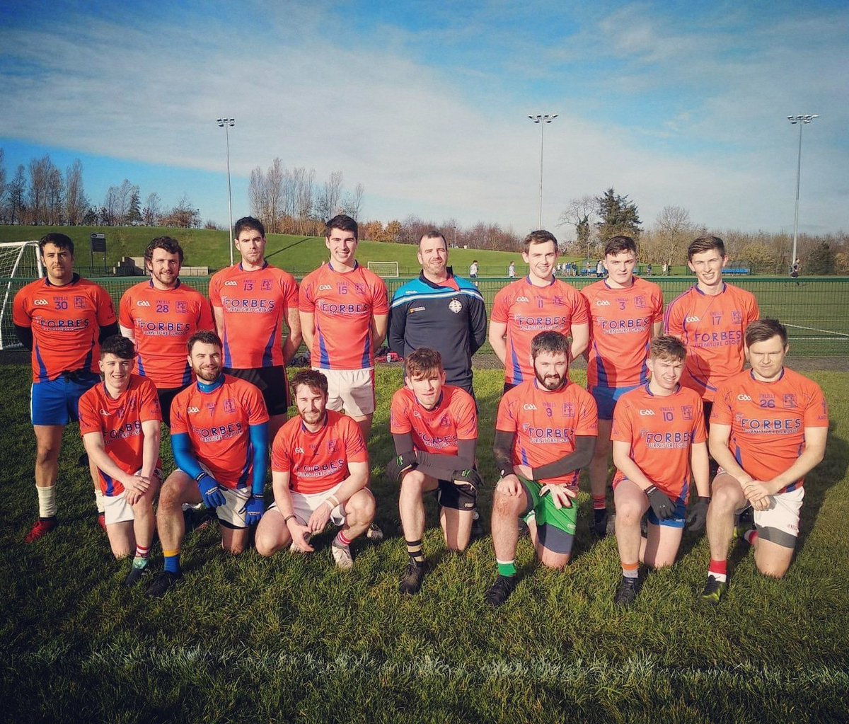 test Twitter Media - Well done to the TES team that played in the Ulster GAA Interfirms today in Cookstown, successfully making it all the way to the semi finals. https://t.co/1bygbz2ivm