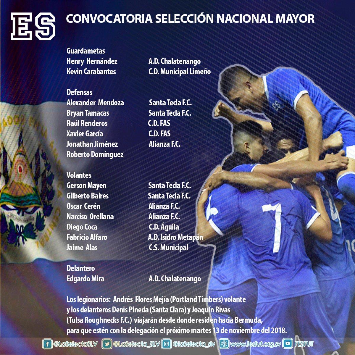 Liga de Naciones CONCACAF y Eliminatorias a Copa Oro 2019 [16 de noviembre del 2018 - Bermudas] DrqdEzOWsAEf9QM