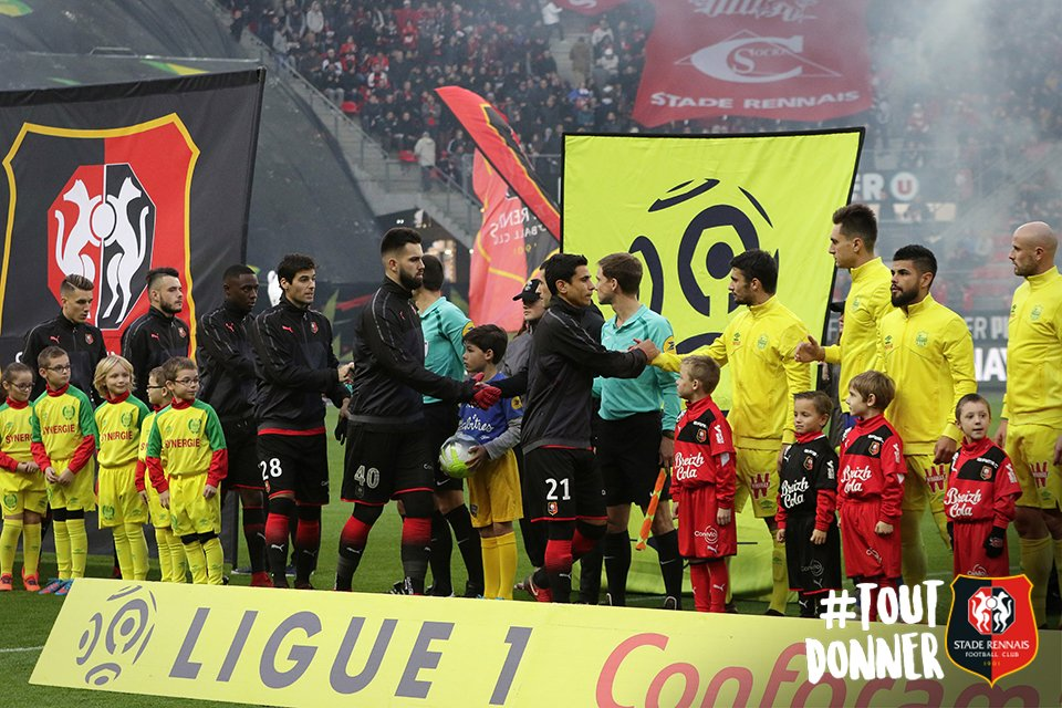 Ouest MEDIAS agence digitale photo derby Stade Rennais FC Nantes