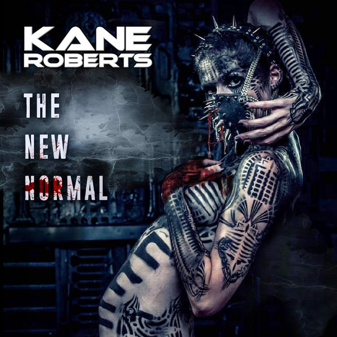 #KaneRoberts To Release #TheNewNormal Photo